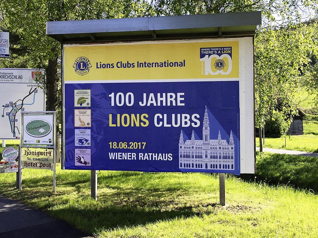 100 Jahre Lions