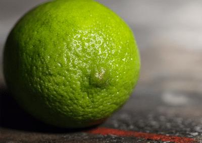 Werbebild Limette