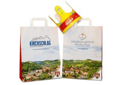 Stadtgemeinde Kirchschlag auf der Ferienmesse