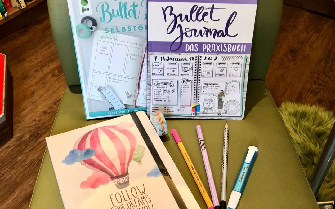 Alles für dein Bullet Journal