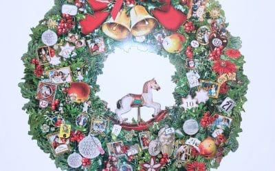 Lange Freude mit unseren nostalgischen Adventskalender