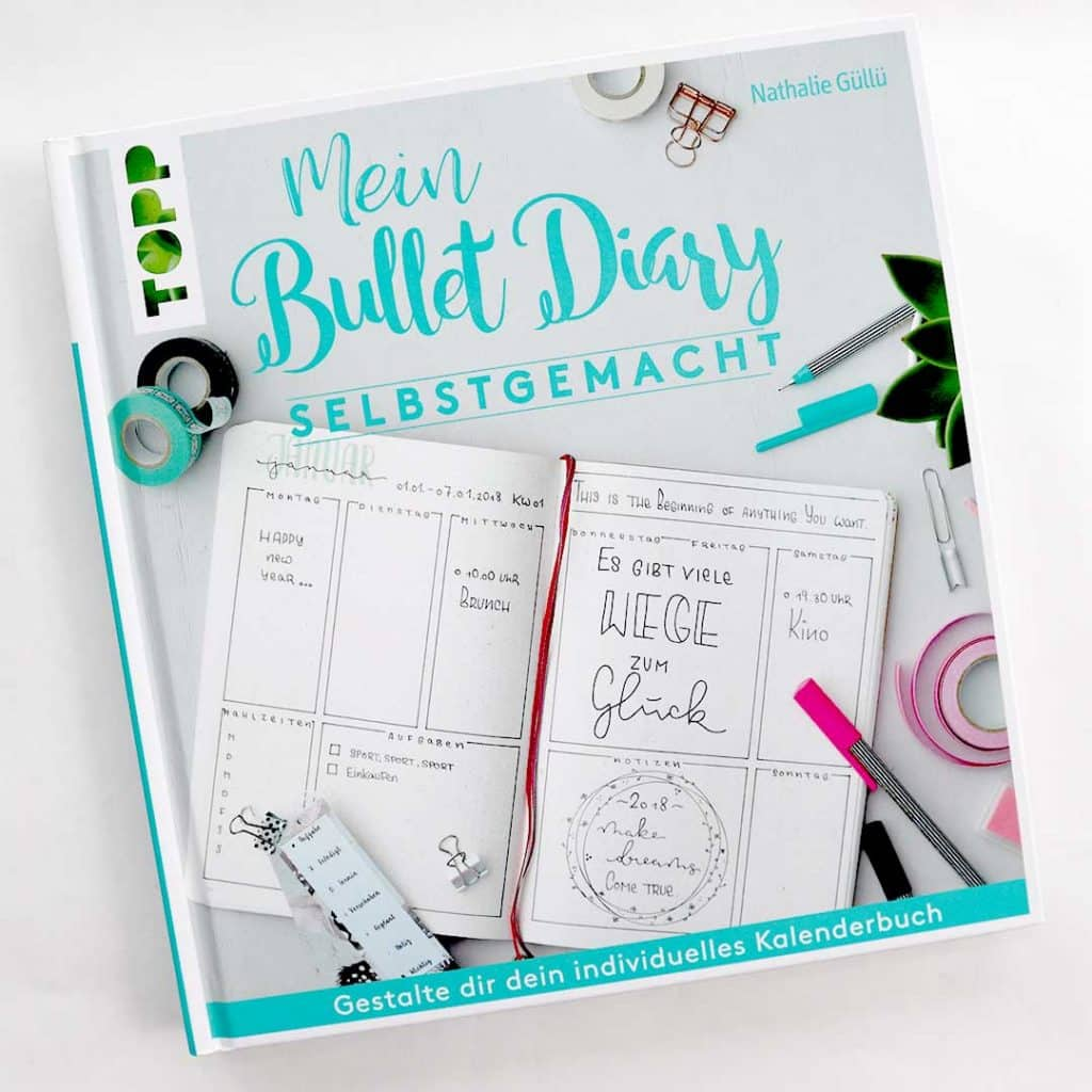 Bullet Diary Selbstgemacht