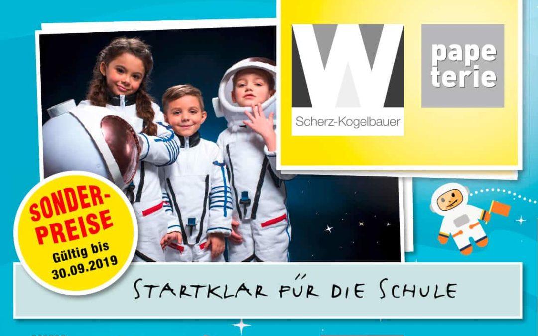 Galaktische Aktion zum Schulstart