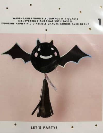 Fledermaus Halloween Ballon
